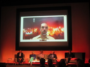 Dr. Astro Teller at the 2012 Global Design Forum