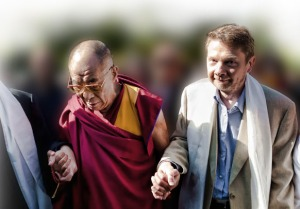 Eckhart Tolle and his moment of change
